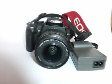 canon eos 350d with EFS18 -55mm lens