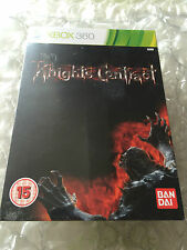 BRAND NEW FACTORY SEALED KNIGHTS CONTRACT FOR MICROSOFT XBOX 360