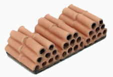 Harburn Hamlet FL170 Terracotta Pipes on Pallets 62 x29x18mm '00' Gauge 1st Post