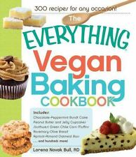 The Everything Vegan Baking Cookbook: Includes Chocolate-Peppermint Bu-ExLibrary