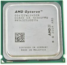 OS4122WLU4DGN AMD Opteron 4100 Series 4122 2.2GHz/6/3200MHz Socket C32 Processor