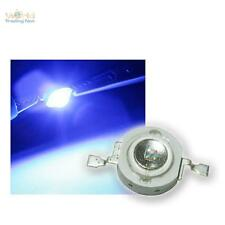10 Highpower LED 3W blu, 3 W Blu Ad Alta Potenza SMD LED, 3 Watt 700mA Blu