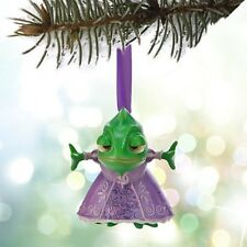 DISNEY STORE PASCAL XMAS TREE DECORATION BNWT RAPUNZEL TANGLED