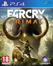 Far Cry Primal PS4 * NEW SEALED PAL *