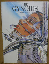 The Gynoids by Hajime Sorayama-First Printing in Dust Jacket-2000-Illustrated
