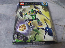LEGO Bionicle LEWA Master of Jungle 70784 New MISB