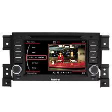 3G/WIFI DVD GPS SatNav Radio Stereo Headunit for Suzuki Grand Vitara 2005-2012