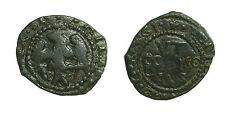 pci2658) Messina Filippo II (1556-1598) Grano VT / COMMO / DIVS lettere P P