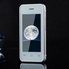 "Gray Mini Melrose S9 Android 4.4 MTK6572 Dual Core 2.4"" TFT 16GB 3G Mobile Phone"