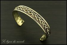Copper bracelet Ethnic Jewelry India Gold Copper AIBCC 01