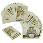 32 Pcs Travel Postcard Retro Vintage Landscape Photo Picture Poster Post Cards