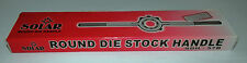 "MAMOD, STUART TURNER & OTHER MODEL LIVE STEAM ENGINE, 1"" DIE STOCK HANDLE"