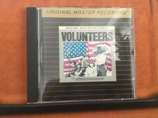 MFSL Ultradisc Gold CD-Jefferson Airplane-Volunteers-Like New/Mint/Flawless