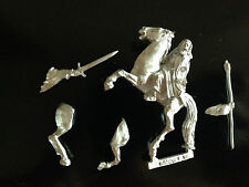 Warhammer Lord of The Rings LOTR - Gandalf the White Minas Tirith Rare Metal OOP