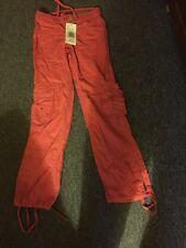 Nouveau desigual pantalon combat taille 34 xs bnwt