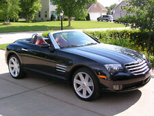 Chrysler Crossfire Roadster Half Size Car Cover