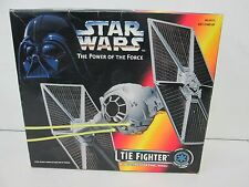 Star Wars The Power of the Force Tie Fighter