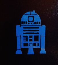 (2) Star Wars R2D2 Decal Decals Sticker Stickers jdm funny
