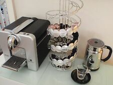 New for 64 pod Rotating Spiral Nespresso Coffee Capsule Holder Dispenser Stand