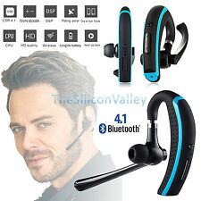 Wireless 4.1 Bluetooth Stereo Handsfree Headset Earphone for iPhone Samsung LG