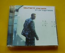 "CD "" LAURENT DANIELS - IN PROGRESS "" 11 SONGS (FALLING OUT OF LOVE)"