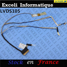LCD LED ECRAN VIDEO SCREEN CABLE NAPPE DISPLAY HP Pavilion 17-f series