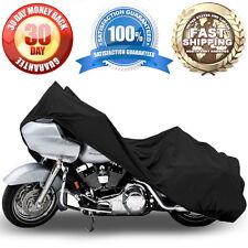 Motorcycle Bike Cover Travel Dust Storage Cover For Honda VTX 1300 C R RETRO