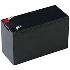 ALEKO LM125 7AH 12V Lead Acid Rechargeable Battery for DC 24V Gate Door Openers