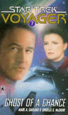 Mark Garland, Charles McGraw Ghost of a Chance (Star Trek: Voyager) Book