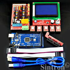 Stampante 3D RAMPS 1.4 + Mega 2560 + 5X A4988 + LCD 12864 Controller for RepRap