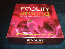 FOOLIN AROUND THE PARTY GAME TO SHARE WITH FREINDS BY DOUBLE G COMMUNICATIONS 02