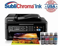 Epson Printer 2630 for Sublimate plus High Quality Ink