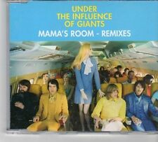 (FT594) Under The Influence Of Giants, Mama's Room - Remixes - 2006 DJ CD