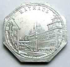 (43) WWI  NOTGELD COIN   20 PFENNIG  - 1920  STADT NÜRNBERG  STRASSENBAHN