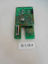 Comau Panel Board 10127660 und Comau Panel Adapter 10128660
