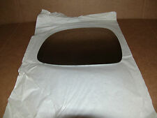 new compatible with1995-1998  gmc jimmy mid size left drivers side mirror glass