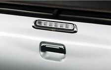 GENUINE TOYOTA CAR ACCESSORY HILUX 2011-2015 VIGO THIRD BRAKE LIGHT CHROME COVER