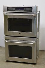 "GE CT959STSS Cafe Series 30"" Double Electric Wall Oven"