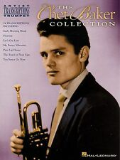 The Chet Baker Collection Trumpet Learn to Play JAZZ BLUES Music Lesson Book