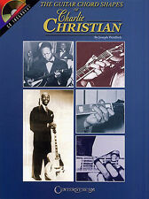 The Guitar Chord Shapes Of Charlie Christian Learn to Play Music Book & CD