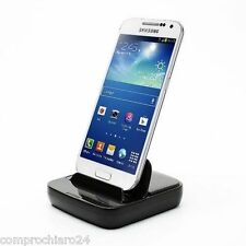 Docking Station Caricabatterie Charger per Samsung Galaxy S2 II i9100