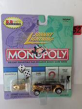 JOHNNY LIGHTNING MONOPOLY - 1933 WILLY'S GOLD