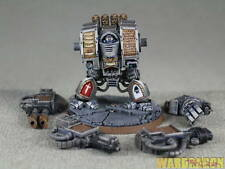 25mm Warhammer 40K WDS painted Grey Knight Venerable Dreadnought e13