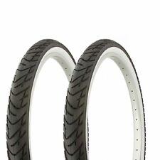 26 x 2.125 Beach Cruiser White Wall Tires