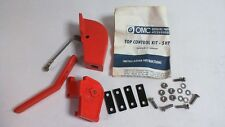 Genuine OMC Johnson Evinrude Top Control Kit 5HP Part Number 121499 #5D260