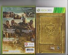 GEARS OF WAR 3 XBOX 360 / X BOX 360 RATED 18