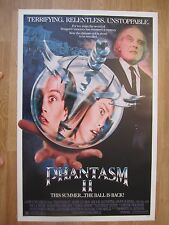Movie Poster :  PHANTASM II   Original American One Sheet