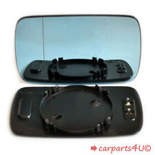 Left Passenger Side Heated Wing Door Mirror Glass for BMW 3 Series E36 1990–2000