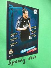 Topps Champions League 2016 17 Winners Bale Real Madrid Match Attax 2017