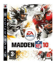 Madden NFL 2010 (PS3), Good PlayStation 3, Playstation 3 Video Games